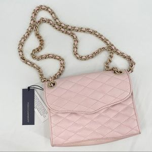 REBECCA MINKOFF Quilted Mini Affair Chain Bag